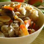 柳屋 - 料理写真:季節の炊き込みご飯(里山弁当限定)
