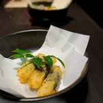 たか濱 - 山芋の短冊揚げ