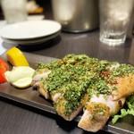 たか濱 - 若鶏のペペロン焼き