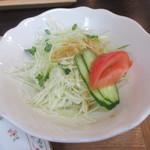 木こり亭 - サラダ