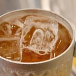 タイ屋台 999 - アイスドラフト 氷を入れて飲むビール