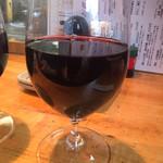 115858993 - グラスワインたっぷり