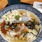 レストラン日本海 - 完成