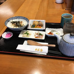 レストラン日本海 - セット