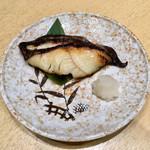 魚がし料理 粋のや - 銀だら西京焼