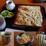 11587941 - 入間(埼玉県)、竜王(滋賀県)の蕎麦(4.1/5点)でした(2012.02)
