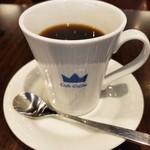 オスロ コーヒー - キング(深煎り)コーヒー。