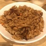 115871742 - 中華風炊き込みご飯