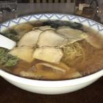 115872529 - 千秋麺(大)(940円)