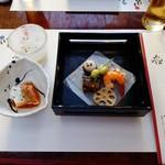 貴船荘 - 料理写真: