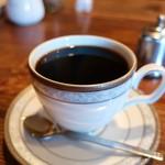 野の花 - コーヒー
