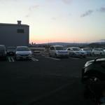 roan - 駐車場