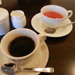 trentotto - 紅茶とコーヒー