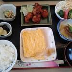 水源 - 料理写真:親子ランチ 750円