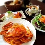 ミソラテラス - 料理写真:《お好きなメインが選べる!》ランチセット