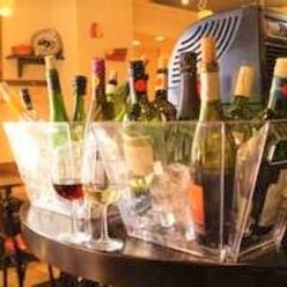魚に合うワインを多数取揃え
