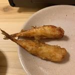 宮崎の台所 あかね屋 - メヒカリ唐揚げ