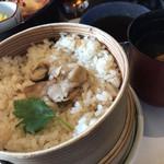 115888447 - 松茸セイロ飯