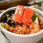 115888555 - たぬき豆腐  500円