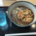 駒亭 - 料理写真:天ぷらそば500円税込