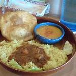 南インドの味 カレーリーフ - ミールス♪