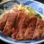 洋食屋かごしま - 料理写真:とんかつ(ロース)