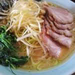 たかし屋 - ネギチャーシュー麺(並)