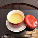 弁慶 - 松茸の茶碗蒸し