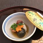 弁慶 - 野菜の炊き合わせ