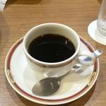 ラウンジ・オリオン - コーヒーお替り!