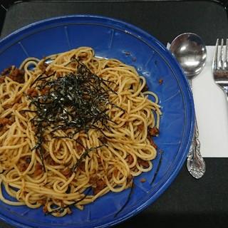はらほげ - 料理写真:ほかにも、うにメニューありますが、スパゲッティ、旨いです。お得。