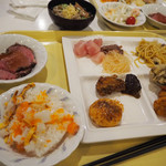レストラン白根 - 料理写真:2019/9/15 ディナーで利用。 夕食ビュッフェ(4,000円)