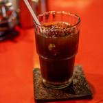 シーザー - アイスコーヒー