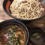乱切り蕎麦 浜寅 - 料理写真:鳥肉せいろ蕎麦