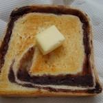 トミーズ - .....トーストしてバター載せてみた.....