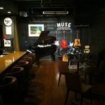 MUSIC PUB MUSE - ピアノがYAMAHAに替わりレイアウトも変わりました♪
