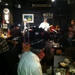 MUSIC PUB MUSE - セッション風景2