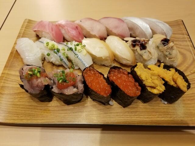 池袋 寿司食べ放題