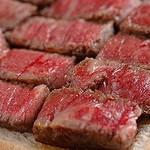 大阪ステーキハウス 野田 - 肉汁たっぷりを、パンの上に!