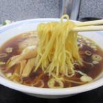 番大 - 麺リフト