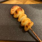神鶏 - 料理写真:ニンニク