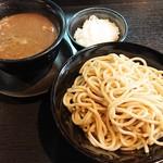 115917555 - 「重厚つけ麺 肉多め(やや大盛320g)」