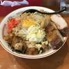 麺者屋 ちくわ - 料理写真:豚骨ヤサイモヤシ汁なしBUTAそば