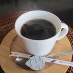 galerie+wine cafe TURM - ランチセットのコーヒー