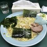 ラーメンショップ - 料理写真:ネギラーメン 中盛