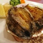 レストラン クレール - 肉厚♡鮑♡最高♡極み♡