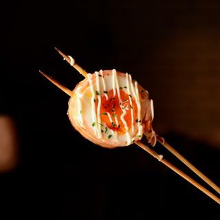 ●野菜巻き串以外の創作巻きもん&焼き鳥あり♪