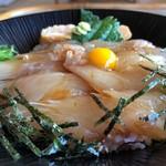 波真夕 - 料理写真:ご当地のヒラメ