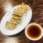 砺波 - 焼餃子
