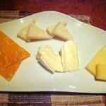 ドランブイ - チーズの盛合せ